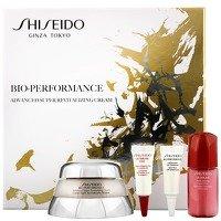 Shiseido Bio-Performance Set mit Advanced Super Revitalizing Cream 4-teilig (Revitalizing Super Cream)