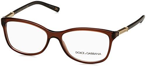 Dolce & Gabbana Gestell Mod. 3107 2542 54_2542 (54 mm) braun