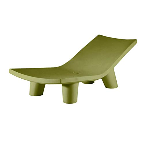 Slide Low Lita Lounge Chaise longue/Lit brouette Vert lime