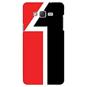 URBAN KOLOURS Original Designer Printed Hard Case Back Cover for Samsung Galaxy J2 (Num 1)