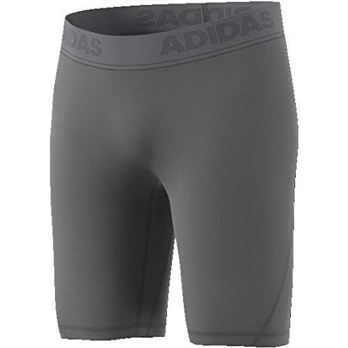 adidas Herren Alphaskin Sport Short Tights, Grey Four, 4XL Preisvergleich