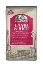 Dry Dog Food - Skinners Sensitive Lamb & Rice 15kg