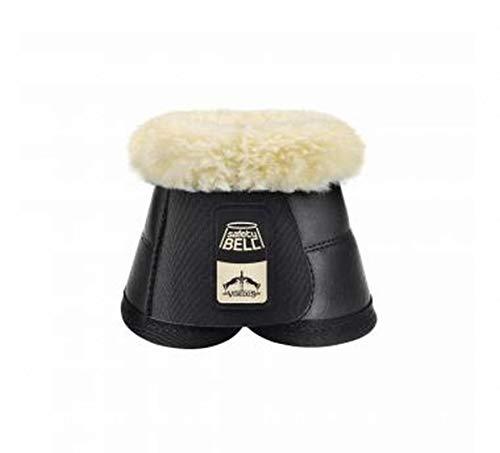 Veredus Safety Bell Save the Sheep Ballenschutz schwarz + braun (L, Black)