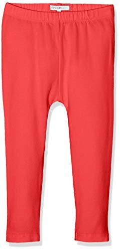 Noppies Baby-Mädchen Leggings G Roosevelt, Rot (Bright Red P020), 80 Baumwolle Baby-leggings