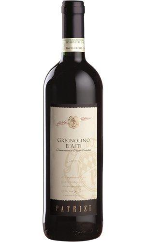 GRIGNOLINO d'Asti 2018 PATRIZI 75 cl.