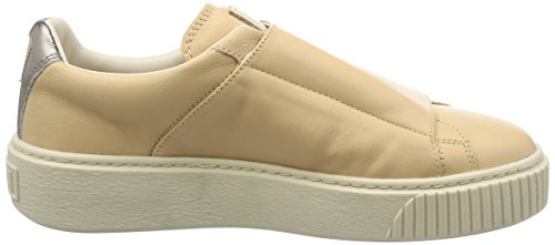 Puma Platform Strap Up Wmns, natural vachetta-birch Beige