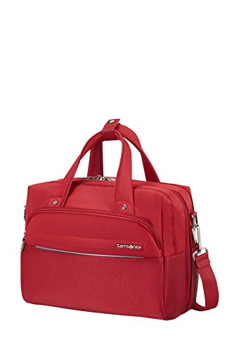 SAMSONITE B-Lite Icon - Beauty Case Kosmetikkoffer, 33 cm, 14 Liter, Red