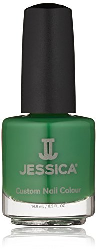 Jessica Cosmetics Nail Colour Mint Mojito Green, 14.8 ml (Green Mojito)