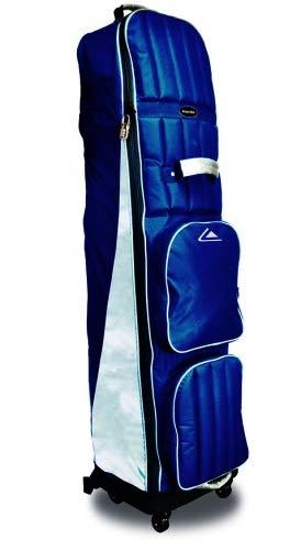 LONGRIDGE Leichtgewicht-Tour Reisetasche für 4 Räder, silberfarben/Marineblau