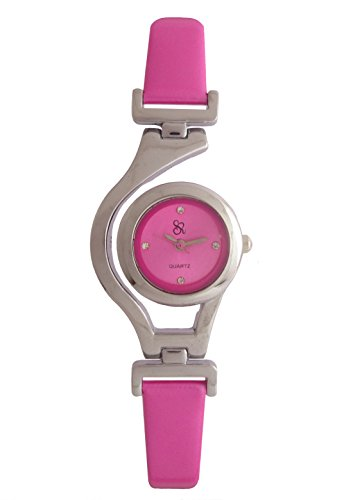 S R Collection SR011  Analog Watch For Girls