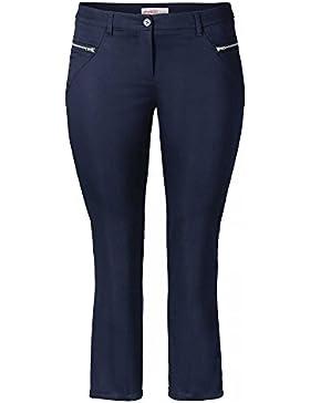 sheego Class Pantalón de cintura baja tallas grandes nueva colección Mujer