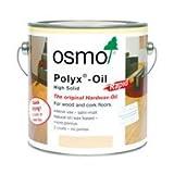 OSMO 3240C 0,75Liter Polyx Hartwachsöl Rapid–Weiß Transparent