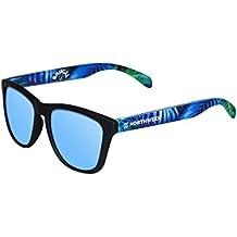 Northweek Brugal Edition, Gafas de Sol Unisex, Black / Blue, 45