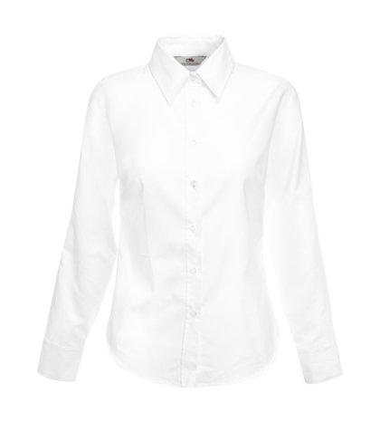 Damen Langarm Bluse Freizeit Business Shirt Hemd verschiedene Farben und Größen - Shirtarena Bündel