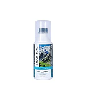 31ew05D8uCL. SS300  - Mountval Gel Cleaner For Hiking And Outdoor Footwear Made Of Nubuck, Suede And Gore Tex