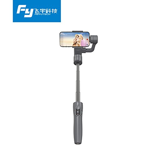 FeiyuTech Vimble 2 Extendable Handheld 3-Axis Gimbal Stabilizer for Smartphone included tripod stand and Armband
