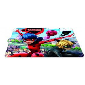 Lady Bug Miraculous Untersetzer individuell (Stor -