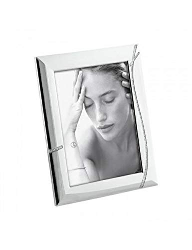 Mascagni Bilderrahmen in Metall glänzend mit Glitter/Shiny Metal Photo Frame With Glitter A855 – 13 x 18