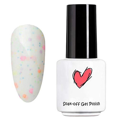 Esmalte uñas, color semipermanente color Soak Off
