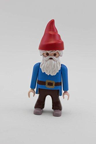 Click playmobil customized David the Gnome