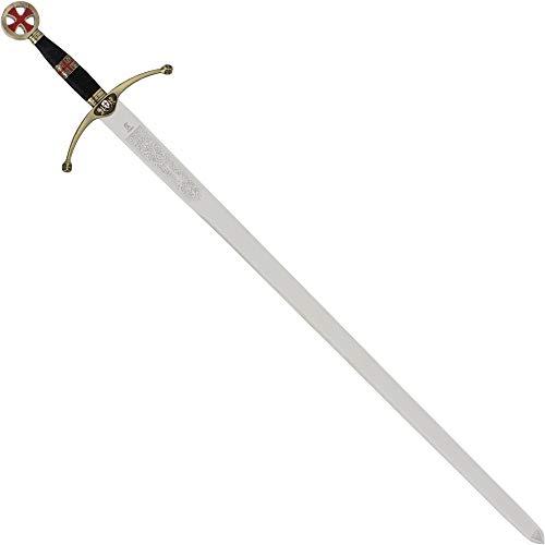 Original GLADIUS Deko Kreuzritterschwert, Replik aus der Zeit der Kreuzzüge (Zeit, Schwert Replik Das Der)