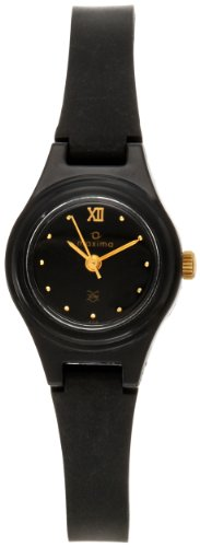 Maxima Analog Black Dial Women's Watch-01606PPLW