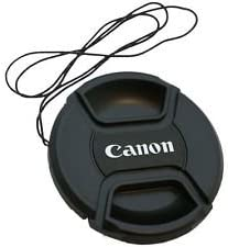 Omax replacement lens cap for 77mm front threaded canon lenses