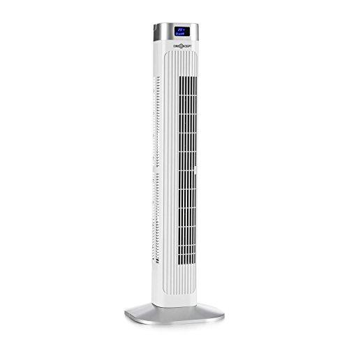 oneConcept Turmventilator mit Fernbedienung / 50 Watt - 3