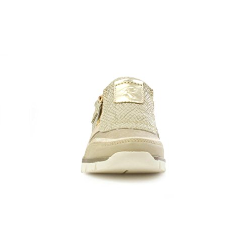 Lotus , Damen Mokassins Beige