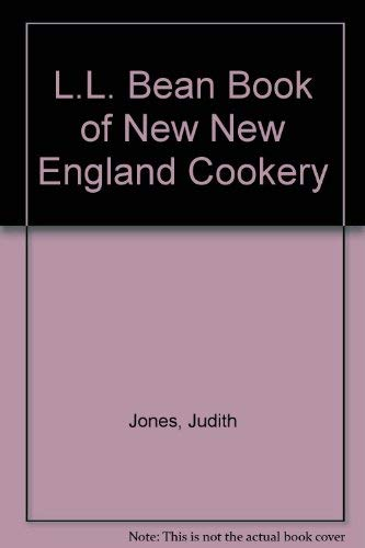 L.L. Bean Book of New New England Cookery