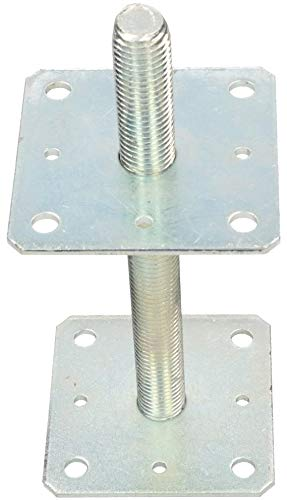KOTARBAU - Soporte para postes 110 mm x 110 mm x 250...