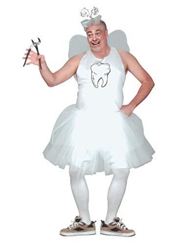 Horror-Shop Lustige Zahnfee Männerballett Kostüm Plus Size Standard (Plus Size Kostüme Coole)
