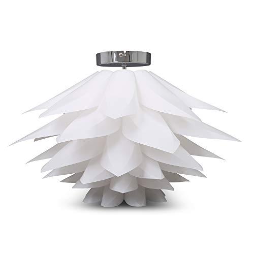 flur deckenleuchte Deckenleuchte I Deko-Lampe I Schlafzimmer-Lampe I Decken-Leuchte I Puzzle-Lampe I moderne Wohnzimmer-Lampe I Weiß I Couchtisch-Lampe I Esstisch-Lampe I Decken-Lampe I Kinderzimmer-Leuchte I max. 60 W I 230 V I E27 I IP20