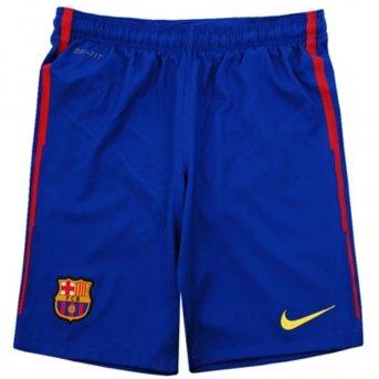 Barcelona Boys Home Football Shorts 2011-12
