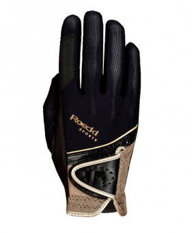 31ewaZby9PL BEST BUY UK #1Roeckl Lace Riding Gloves: Black/Gold: 8.5 price Reviews uk