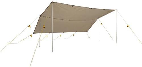 Wechsel Tents, Tarp (Travel Line) – Robusta Tela cerata impermeabile, impermeabile, impermeabile, 5000 mm di colonna d'acqua, Tarp S, Taglia unica | comfort  | marche  ffe84b
