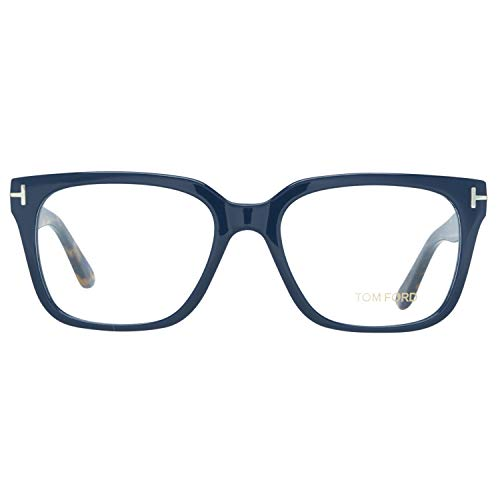 Tom Ford Herren Brille FT5477 090 55 Brillengestelle, Blau,