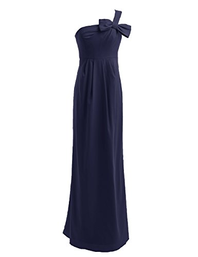 Dresstells, Robe de soirée Robe de demoiselle d'honneur Robe de cérémonie Noir