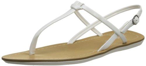 Calvin Klein JeansSage Patent - Sandali Donna Bianco (Bianco (Wht))