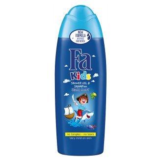 FA Kids für Piraten Duschgel und Shampoo für Jungen 250ml