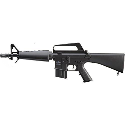 G.I. 16 Fucile softair, max. 0,5 J, nero