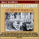 Kansas City Legends: A Night In The Swinging City by Various Artists (1995-05-03)