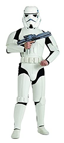 Rubie's Official Adult's Star Wars Storm Trooper Deluxe Costume - X-Large