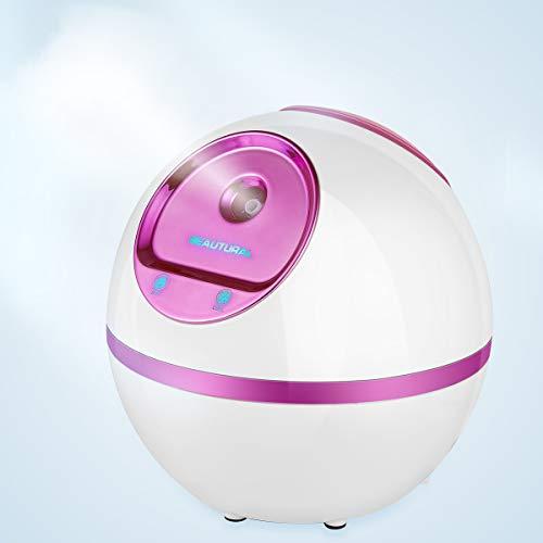 Beautural Dampfmaschine Gesichtssauna der wärmende Heizungs Professional Humidifier Gesichtsdampfer für Pore persönliches Badekurort Hautpflege kühlt Porenreinigung