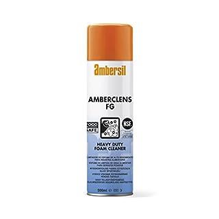 Ambersil 30241 Amberclens Foam Cleaner FG, 500 ml
