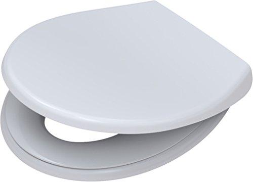 Toto Germany 795570102 Pagette WC-Sitz Familia mit Deckel integrierter Kindersitz und Absenkautomatik, weiß