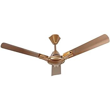 Havells Nicola 1200mm 68-Watt Ceiling Fan (Bronzeand Copper)