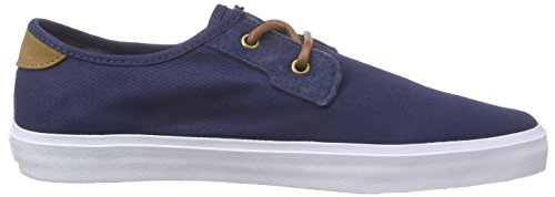 Vans Michoacan Sf, Baskets Basses Homme Bleu (T&L/Dress Blues)