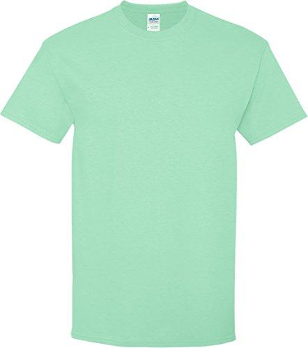 Semi-Trucks auf American Apparel Fine Jersey Shirt Mint Green