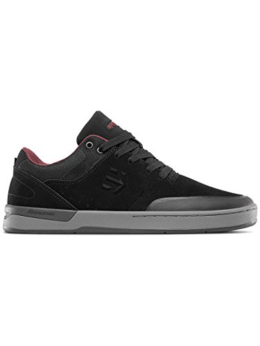CHAUSSURES ETNIES MARANA XT NOIRES GOMME BLACK/GREY/RED